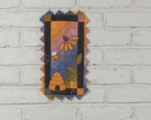 Cozy Beehive Wall Quilt and Yo-yo Candle Mat Kit