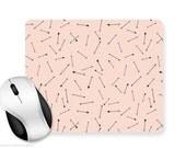 Flying Arrows Rectangle Mouse Pad - Mouse Mat Desk -  D010201