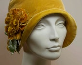 1920's Style Cloche Hat Pattern