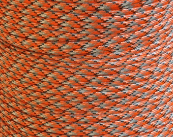 100 ft hank of Corrosion 550 Paracord by Atwood Rope