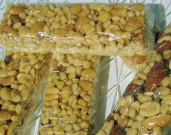 Yummy! 10 Grams Protein Bars with Mixed Nuts