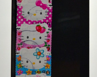 Collectible Japanese Postage Stamp set of 5 - Hello Kitty