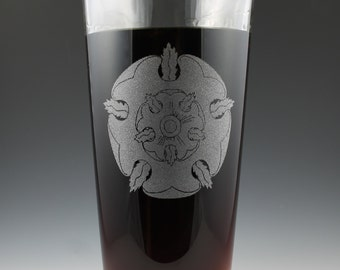 House Tyrell Game of Thrones Pint Glass