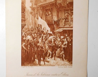 Free shipping-Ancient Art Print, , Luxembourg Museum