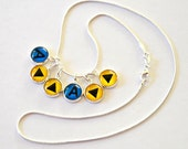 Legend of Zelda Ocarina of Time Necklace - Choose Your Melody