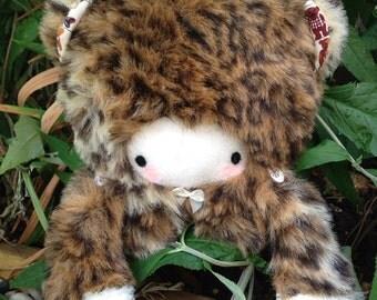 Teddy Bear Plush Doll-Bobo the Bear