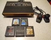 Atari 2600 System - Incomplete