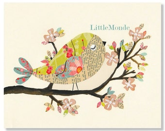 Baby Girl Nursery Prints, NURSERY ART PRINTS, French Nursery, Vintage Nursery Prints, Nursery Wall Decor, Pastel, Retro Nursery, Shabby Chic