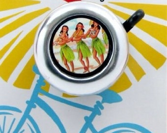 Hula Girl Bike Bell