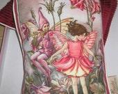 Flower Fairy Aromatherapy Warming pillow