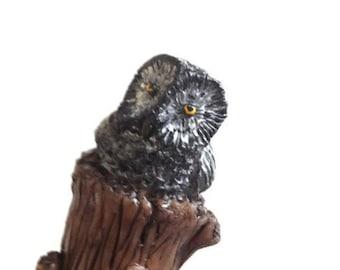 Grey Owl Wine Stopper, Bottle Stopper