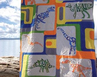 Carolina Patchworks Typosaurus Quilt Pattern Book