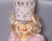 Vintage 1988 Wizard of Oz Glinda the Good Witch New with Tags