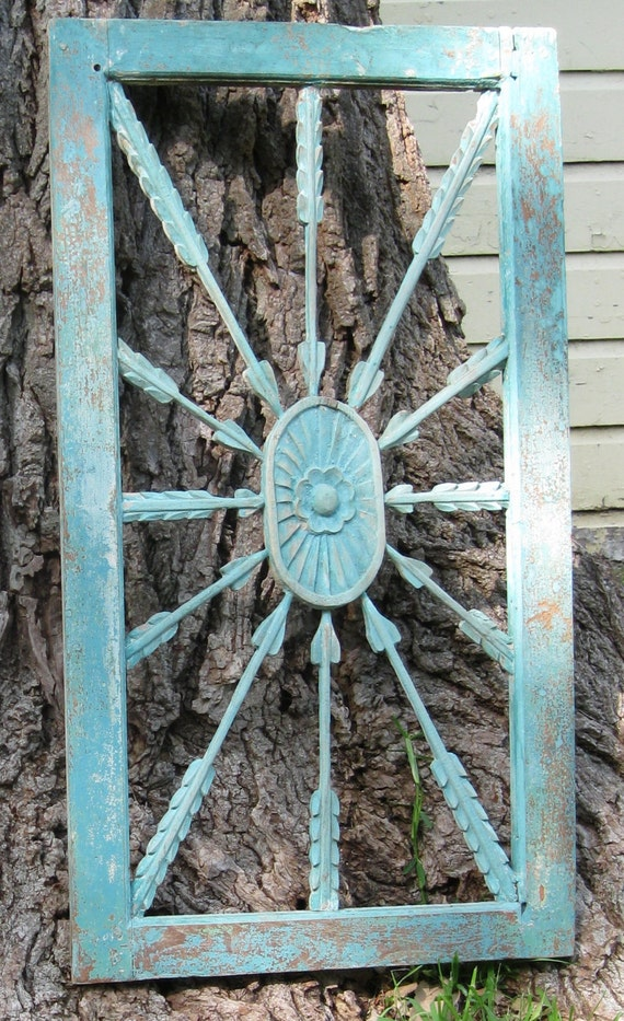 Southwestern Antique Turquoise Wall Art