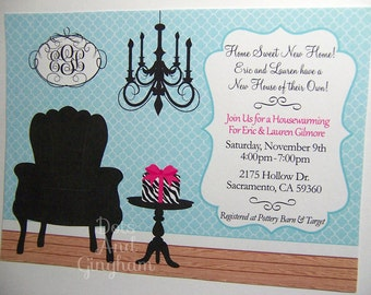 Housewarming invites | Etsy