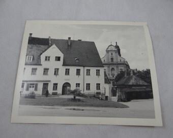 Vintage European Photograph
