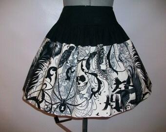 Cute Gothic Skirt