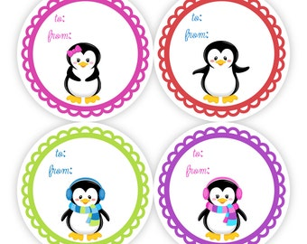 "Shop ""penguin gift"" in Craft Supplies & Tools"