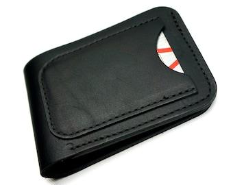 LeatherLegion bi-fold wallet
