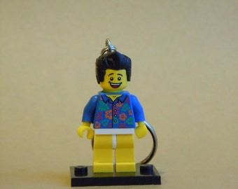 The LEGO MOVIEs Where are My Pants Guy Keychain - Three Options