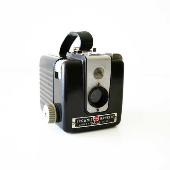 kodak brownie hawkeye flash model 620 210 film camera. Black Bedroom Furniture Sets. Home Design Ideas