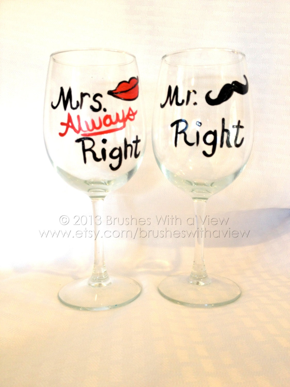 Mrs Always Right Collection Review: Unavailable Listing On Etsy