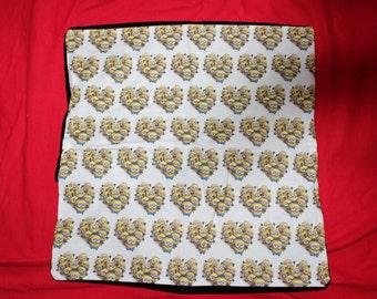 Minions 18 inch cushion/pillow cover