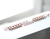 Rose Gold Believe Bracelet  - Stunning  bracelet