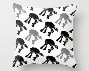 Star Wars AT-AT Decorative Pillow Cover