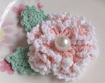 Crochet Flower in 2-1/2 inches YH-175