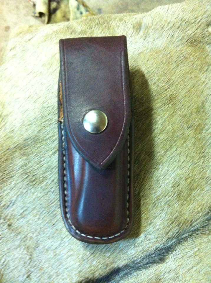 112 Best Images About: Closed Top Leather Sheath For The Buck Knife 110 And 112