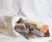 Wedding Gift Soap Potpourri 10 ounce in Satin Bag