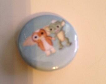 Gremlins button