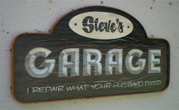 Personalized Retro Look Garage Signs By Retroroadvintagesign. Custom Door Panels. Small French Doors. Shower Door Handles. Brushed Satin Door Knobs. How To Epoxy A Garage Floor. Frosted Doors. Garage Door Operator Bracket. Glass Garage Doors For Sale