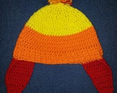Jayne Cobb Jayne Hat beanie earflaps red orange yellow serenity firefly Adults