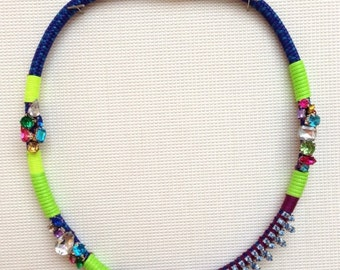 Cool Hues Necklace