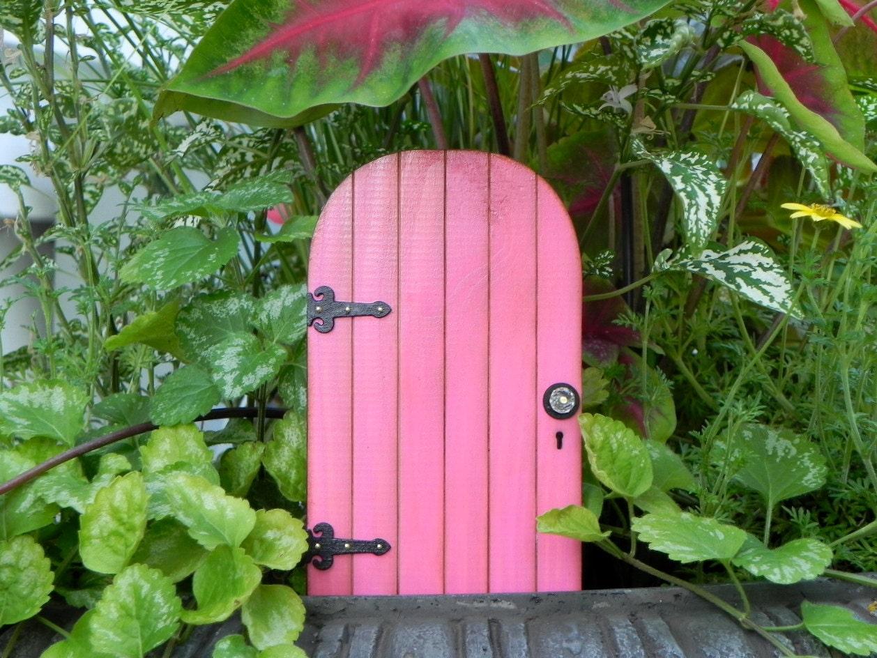 Fairy door fairy accessories garden miniature with black for Little fairy door accessories