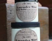 Lavender Mint Body Cream, 8 oz.