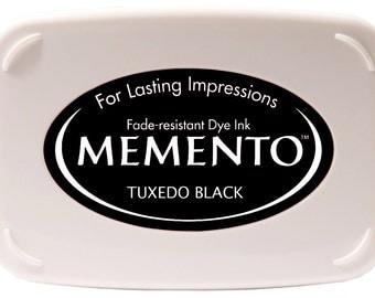 Memento Tuxedo Black Ink Pad
