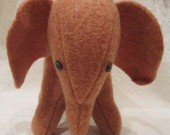 Large Stuffed Elephant Soft Toy