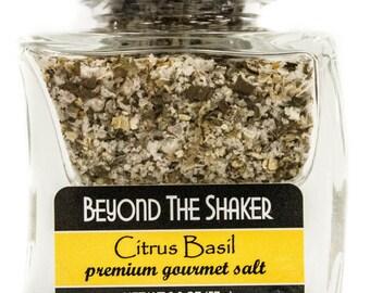 Citrus Basil Salt Blend