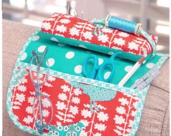 Pattern - Sit & Stitch Pincushion Sewing Pattern by Cindy Taylor Oates