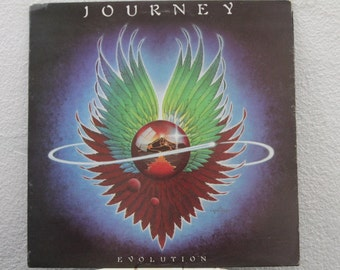 "Journey - ""Evolution"" vinyl record"