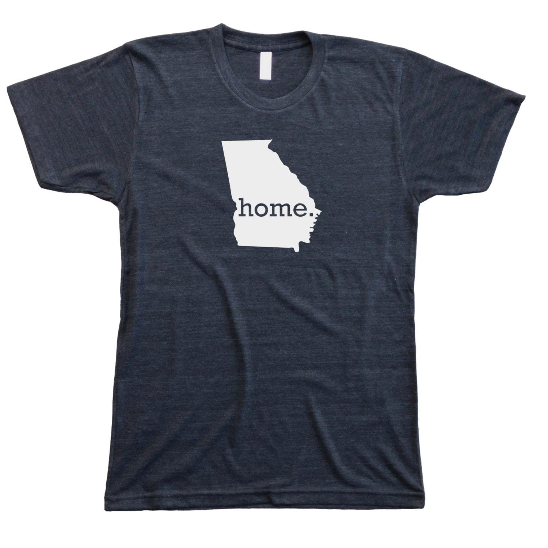 Homeland Tees Men 39 S Georgia Home T Shirt