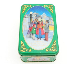 Christmas Craft Tin, Hershey's Holiday Classic Series #8, Collectible, Supplies