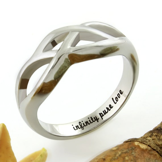 infinity ring promise ring infinity symbol ring infinity