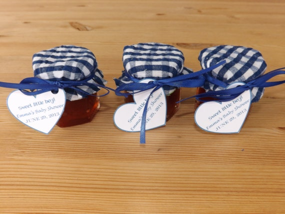 Baby Shower Favors At Babies R Us ~ Items similar to set of baby shower favors jam jar