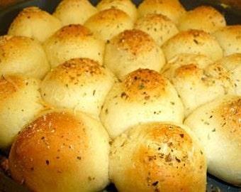 Free...........Garlic Meatball Bread Recipe...Yum