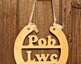Wedding Pob lwc  Horseshoe (Good luck)