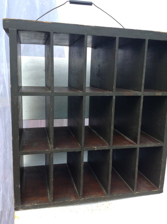 Mail slot cabinets